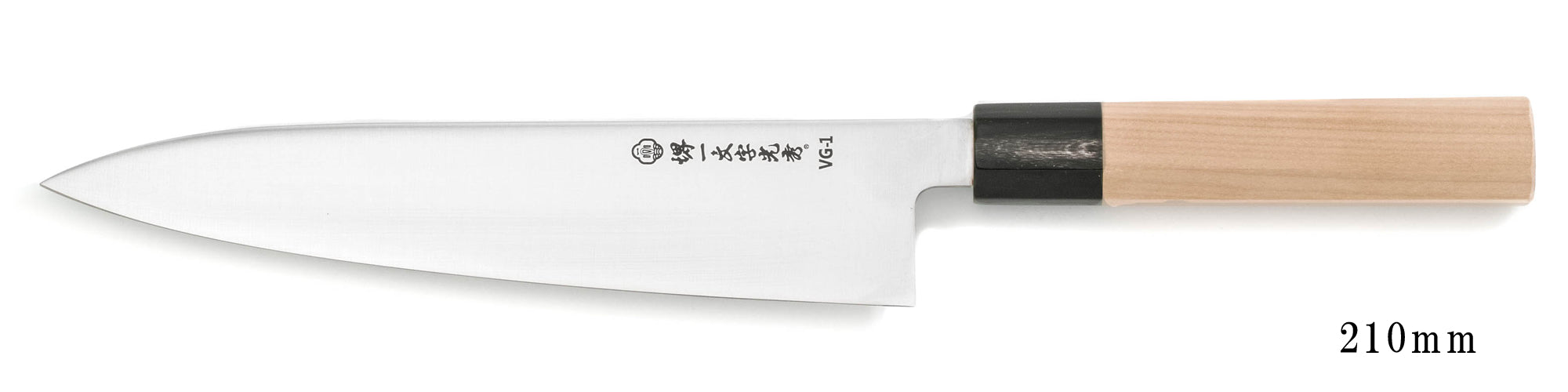 VG-1 WaGyuto (Couteau chef) 210mm