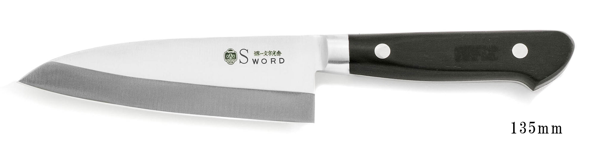 G-Line Deba Knife left-hander 135mm