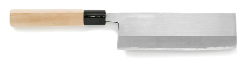 White Steel Vegetable Knife