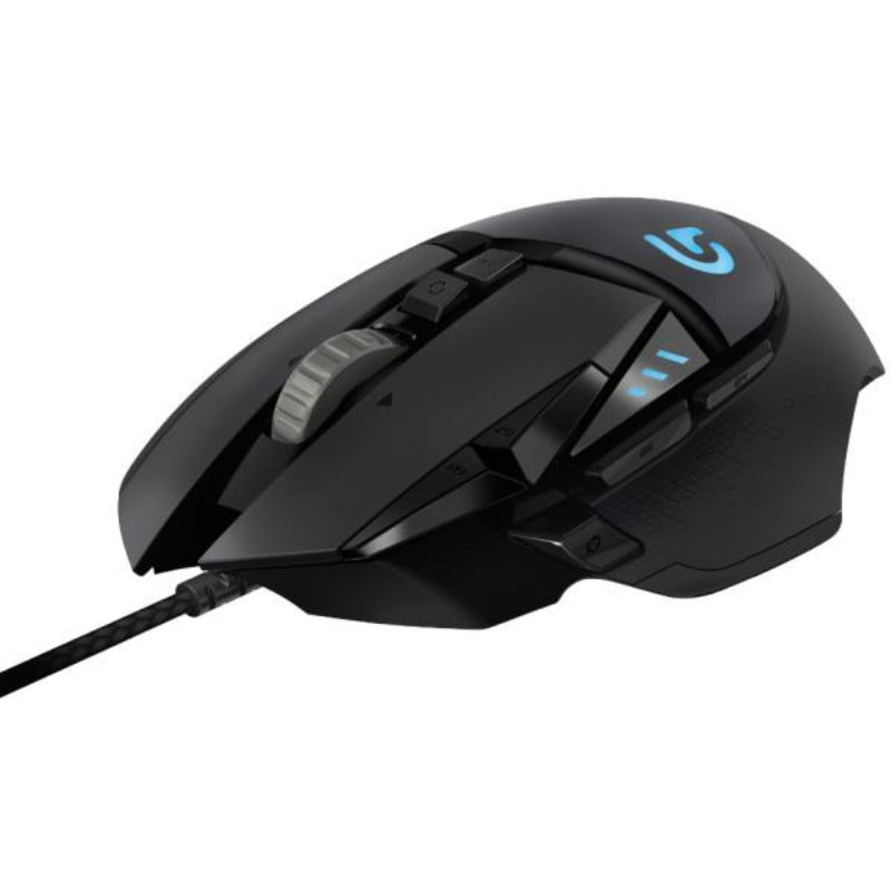 Logitech G502 Proteus Spectrum RGB Tunable Gaming