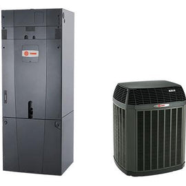 1.5 TON TRANE XL16 SERIES 4TTX6018J1000A WITH GAF2A0A36M31EC AIR HANDLER