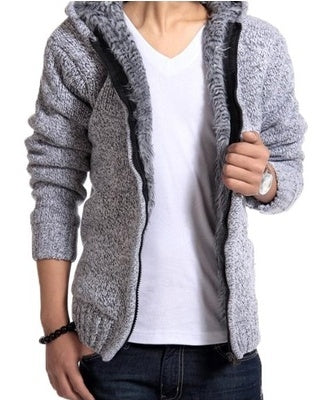 Mens Long Sleeves Casual Sweater