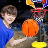 Kids Mini Basketball Stand Set Hoop Backboard Game Sports Training Toy Indoor Outdoor
