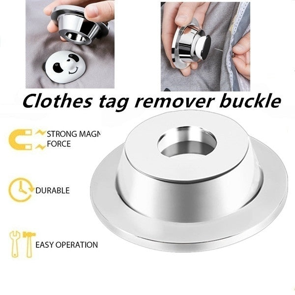 Strong Tag Remover Anti-Theft Quilt Buckle Unlock Garment Magnetic Alarm Unlock Clothing