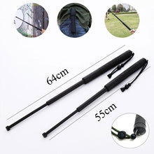 Load image into Gallery viewer, Professional Self Defense Tool Extended Version Retractable Stick Men Gift