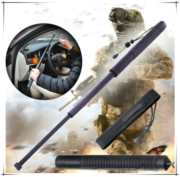 Professional Self Defense Tool Extended Version Retractable Stick Men Gift
