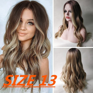 Fashion 18 Styles  Cosplay Wigs for Women Costume
