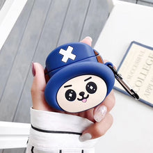Load image into Gallery viewer, 3D Cartoon Anime Character Silicone Airpods Skin Chic Cover Case For Apple Airpods(Airpods Is Not Included)