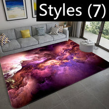 Load image into Gallery viewer, large carpet Soft Rugs Anti-Skid Area Rug Dining Room Home Bedroom Carpet Floor Mat 8styles