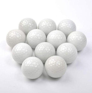 1Pcs/6Pcs/8Pcs/12PCS 1.6'' Fluorescent Golf Balls Luminous Glow Golf Balls for Dark Night