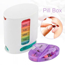 Load image into Gallery viewer, Daily Multi-Alarm Timer  Pill Box Organizer Medicine Reminder Tablet Storage Dispenser 7Day
