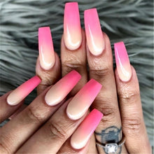 Load image into Gallery viewer, 1PC 15ml Temperature Change  Nail Gel Nail Extension Multi-color Lasting Easy To Dry Extended Plastic Gels Thick Builder Gel