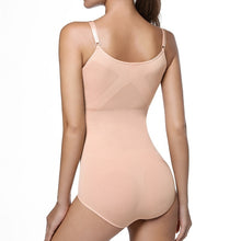 Load image into Gallery viewer, Women's Body Shaper Bodysuit Shapewear Tummy Control Seamless Slimming Full Shapewear