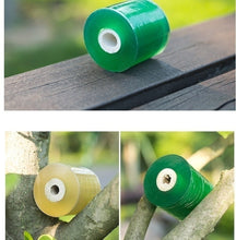 Load image into Gallery viewer, new 2cm / 2.5cm / 3cm / 4cm/5cm/6cm/7cm/8cm Grafting Tape Nursery Stretchable Gardening Tape Fruit Tree Grafting Garden Bind Tape Grafting Tool