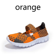 Load image into Gallery viewer, Fashion Women's Casual Running Shoes Lady's Breathable Mesh Fabric Soft Sneaker