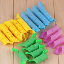Load image into Gallery viewer, Fashion 18pcs Hair Rollers Snail Rolls Styling Curler Tools