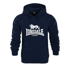 Load image into Gallery viewer, Lonsdale Autumn and Winter Hoodies Men Sweater Print Hoodies Tide Brand Sweater Pullover Hoodie ( 6 Colors