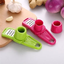 Load image into Gallery viewer, Creative grinding garlic kitchen tool chopper kitchen accessories small artifact