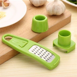 Creative grinding garlic kitchen tool chopper kitchen accessories small artifact
