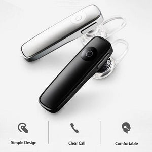 Car Wireless Earphones Stereo Sport Mini Bluetooth Headset Microphone Call Handsfree Earphone For XIaomi Huawei iPhone Samsung