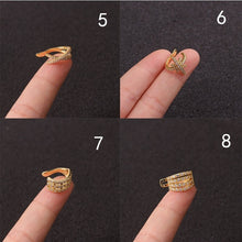 Load image into Gallery viewer, 1PC Sexy Women Girl Earring Cuffs Wraps Clip Helix Cartilage Jewelry Pretty Ear Hoop Non-Piercing