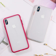 Load image into Gallery viewer, For iPhone 11 iPhone11pro, iPhone11 Pro max, iphone 6/7/8, iPhone 6/7/8plus, iphone11, iPhone x/xs, iPhone xr, iphone xs max case, 2-in-1 two-color phone case