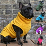 Small and Medium Dogs Winter Outdoor Windproof Jacket Pet Fashion Clothes