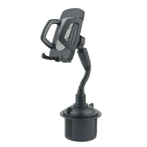 360¡« Adjustable Car Weather Cup Tech Fone Universal Phone Holder Mount for Mobiles