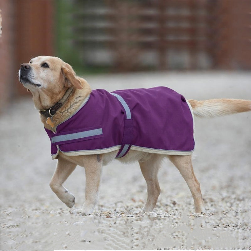 New Cute Winter Waterproof Dog Vest Keep Warm Bandage Puppy Pet Coat Hoodies Jacket Dog Clothes for Small Medium Large Dogs XS~5XL