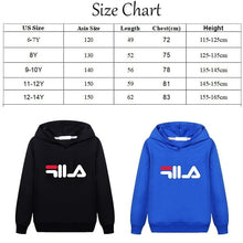 Load image into Gallery viewer, New Hot Kids Fashion Hoodie Fleece Printed Sweatshirt Boys Girls Hooded Pullover