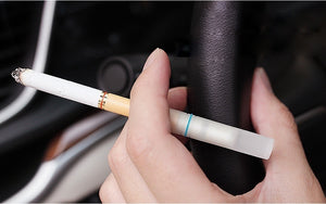 menthol flavored cigarette holder filter disposable soft cigar tobacco tar filter Reducing cigarette harm to prevent CG-88