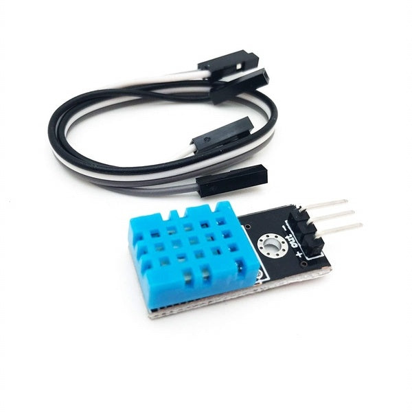 1PCS  DHT-11 Digital Temperature and Humidity Temperature Sensor with Cable for Arduino