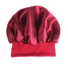 Load image into Gallery viewer, Women Casual Comfortable Sleep Night Cap Long Hair Care Bonnet Headwrap