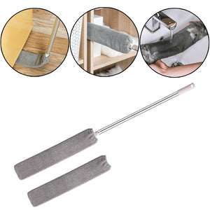Retractable Dust Cleaner can be use at gap ,high place ,under Sofa Dust Removing Brush Furniture Cleaning Tool