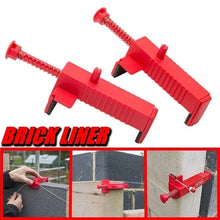 Load image into Gallery viewer, 2/4pcs Wire Drawer Bricklaying Tools for Building Construction Fixture Fixer