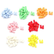 Load image into Gallery viewer, 20 Pairs Soft Classic Foam Ear Plugs Travel Sleep Noise Reduction Prevention Earplugs Sound