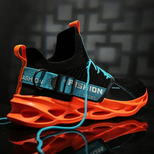 Load image into Gallery viewer, New Men's Fashion Running Sneakers Breathable Comfortable Non-slip Shoes Lightweight Tennis Shoes 5 Colors