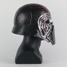 Load image into Gallery viewer, New Kylo Ren Helmet Cosplay The Rise of Skywalker Mask Props PVC Helmets Masks Halloween Party Prop