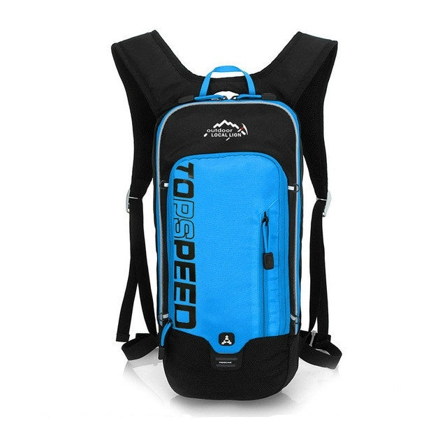 Waterproof Bicycle Backpack,Men's Women MTB Bike Water Backpack,Rainproof Cycling Hiking Camping Hydration Backpack for bike