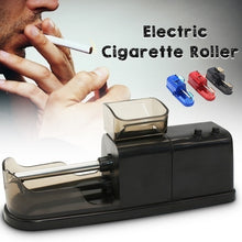 Load image into Gallery viewer, 2020 NEW Upgrade Automatic Cigarette Rolling Machine Electric Tobacco Injector Maker Roller Tool EU/ US/UK/AU plug