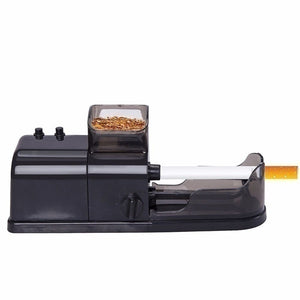 2020 NEW Upgrade Automatic Cigarette Rolling Machine Electric Tobacco Injector Maker Roller Tool EU/ US/UK/AU plug
