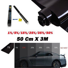 Load image into Gallery viewer, 3M Car Sunshade Insulation Explosion-Proof Sunscreen Glass Sun Household Window Film for Cars Bedrooms Balconies Kitchen