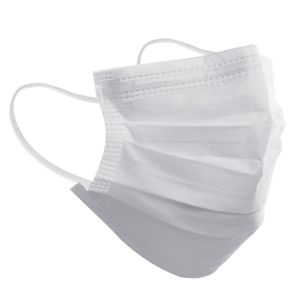 1pcs/5pcs/10pcs 3-Ply Disposable Medical Surgical Mask Face Mouth Masks with Elastic Ear Loop for All People