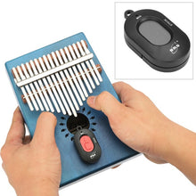 Load image into Gallery viewer, ET01K Kalimba Tuner 12 Equal Temperament Auto-tune Mode for Thumb Piano Mbira Turning Adaptor