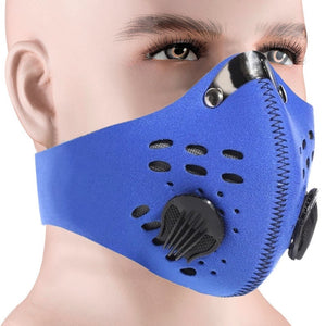 Bike Bicycle Sport Riding Neck Warm Protect Face Mask Dustproof Guard