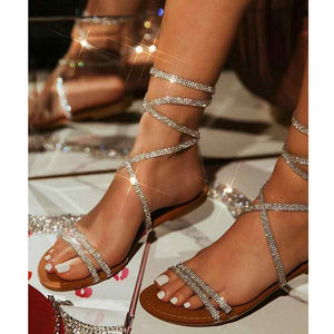 Women Shoes Sandals Evening Party Sandals Summer Flip Flops Cool Fashion Roman Sandals Ladies Bohimia Beach Sandals Shoes for Girl's Shoes