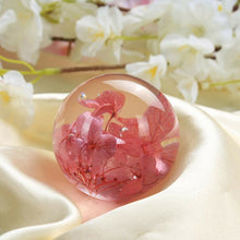 Load image into Gallery viewer, DIY Crystal Large Sphere Ball Silicone Mold Resin Casting Mould 70mm New