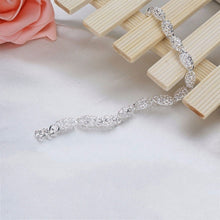 Load image into Gallery viewer, 2020 New Ladies Elegant and Beautiful Silver Bracelet Bracelet Bracelet Bracelet Ladies Fashion Jewelry