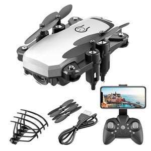 2020 Folding Mini Drone with RC Quadcopter with HD Quad-Counter Camera with High Control RC Helicopter with Headless