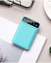 Load image into Gallery viewer, 10,000,000mAh Power Bank Dual USB Output Portable Charger Powerbank Mini Charging Power Bank Travel External Mobile Battery Pack